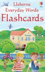 Everyday Words Flashcards: English