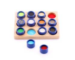 Touch & Match Texture Sensory Board