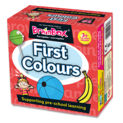 BrainBox First Colours (Memory Game)