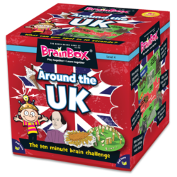 BrainBox Around The UK (Memory Game)