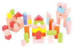 Bigjigs First Drum of Bricks (50 Blocks)
