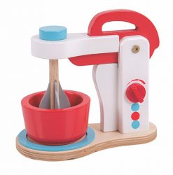 Bigjigs Wooden Food Mixer (Pretend Play)