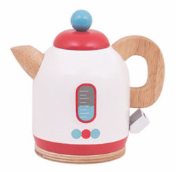 Bigjigs Wooden Kettle (Pretend Play)