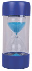 Bigjigs Toys 5-Minute Ballotini Sand Timer (Not a Toy)