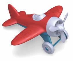 Green Toys Aeroplane (Red)