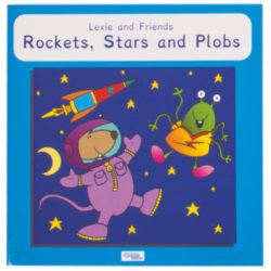 Lexie Mouse Dyslexia-Friendly Books - Blue (Level 5, Set of 3 Books)
