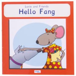 Lexie Mouse Dyslexia-Friendly Books - Orange (Level 7, Set of 3 Books)