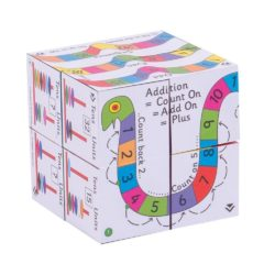 ZooBooKoo Addition and Subtraction (3D Mathematics Cube Book)
