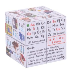 Key Stage 1 (3D Literacy Cube Book)