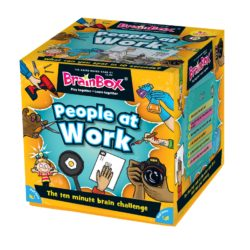 BrainBox People at Work (Memory Game)
