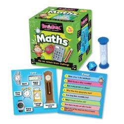 BrainBox Maths (Memory Game)