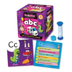 BrainBox ABC (Memory Game)