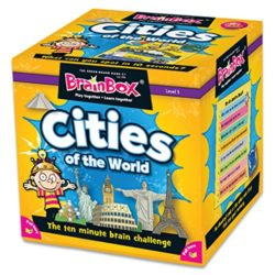 BrainBox Cities of the World (Game)