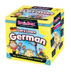 BrainBox Let's Learn German (Game)