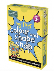 My First Colour & Shape Snap (Game Cards)