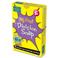 My First Division Snap (Game Cards)