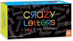 Mindware Crazy Letters (Game)
