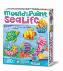 4M Mould & Paint - Sealife