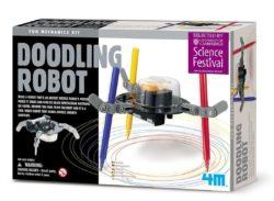 4M KidzLabs Doodling Robot