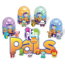 Learning Resources Playfoam Playpals Surprise Egg (1 Pod Supplied, Sparkly Pink)