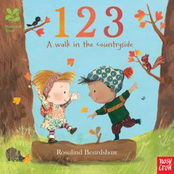National Trust: 123, A Walk in the Countryside (Nosy Crow Board Book)
