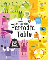 Usborne Lift-the-Flap Periodic Table (See Inside)