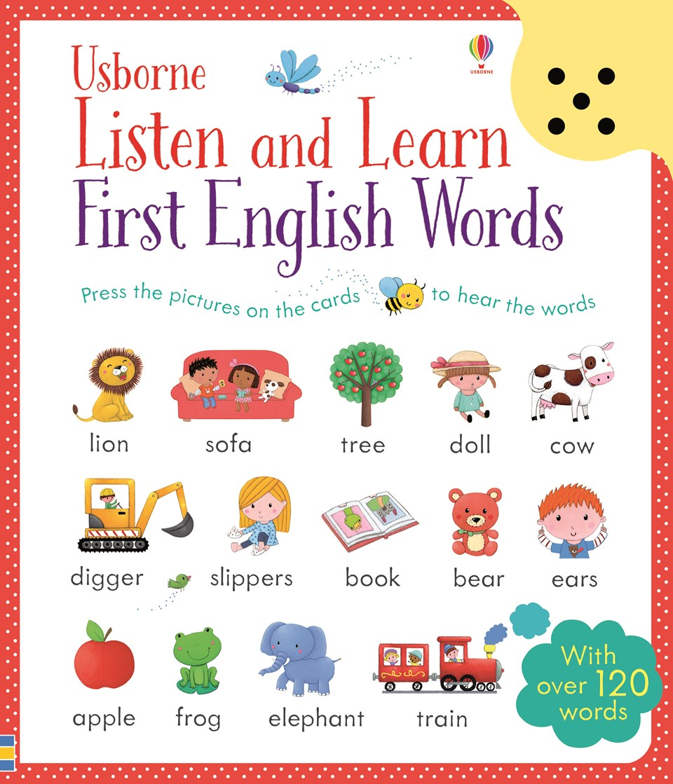Usborne Listen And Learn