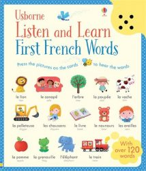 Usborne Listen and Learn - First French Words