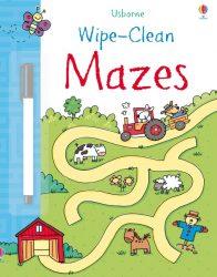 Usborne Wipe-Clean Mazes
