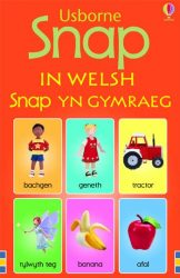 Snap in Welsh (Snap Game Cards)