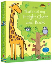 That's Not My... Height Chart and Book (Usborne)