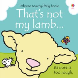 That's Not My Lamb (Usborne Board Book)