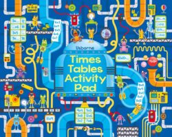 Usborne Times Tables Activity Pad