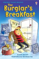 The Burglar's Breakfast (Usborne Young Reading 1)