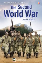 The Second World War (Usborne Young Reading 3)