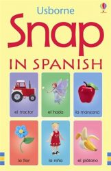Usborne Snap in Spanish (Game Cards)
