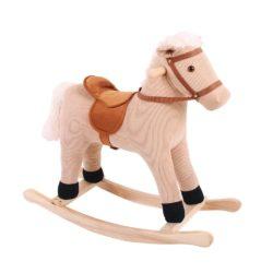 Bigjigs Toys Plush Rocking Horse (Cord)