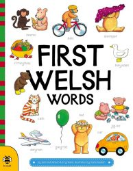 First Welsh Words (Board Book)
