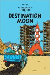 The Adventures of Tintin: Destination Moon (Comic Book)