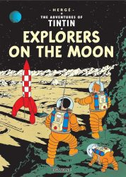 The Adventures of Tintin: Explorers on the Moon (Comic Book)