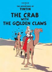 The Adventures of Tintin: The Crab with the Golden Claws (Comic Book)