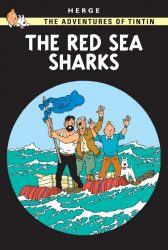 The Adventures of Tintin The Red Sea Sharks (Comic Book)