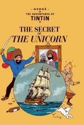 The Secret of the Unicorn (Comic Book)