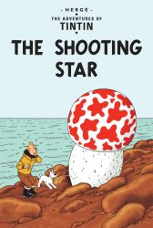 The Adventures of Tintin: The Shooting Star (Comic Book)