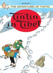 Tintin in Tibet (Comic Book)