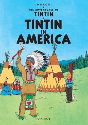 Tintin in America (Comic Book)