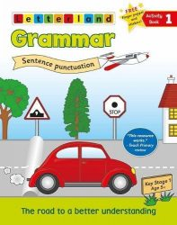 Grammar Activity Book 1 - Sentence and Punctuation (Letterland)
