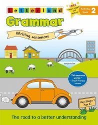 Grammar Activity Book 2 - Writing Sentences (Letterland)