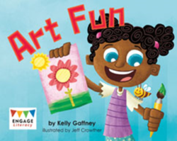 Art Fun (Engage Literacy Pink)