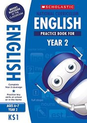National Curriculum English Practice Book for Year 2 (100 Practice Activities)